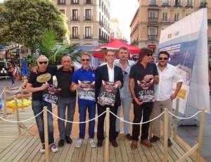 Presentación Iberia Festival en Madrid