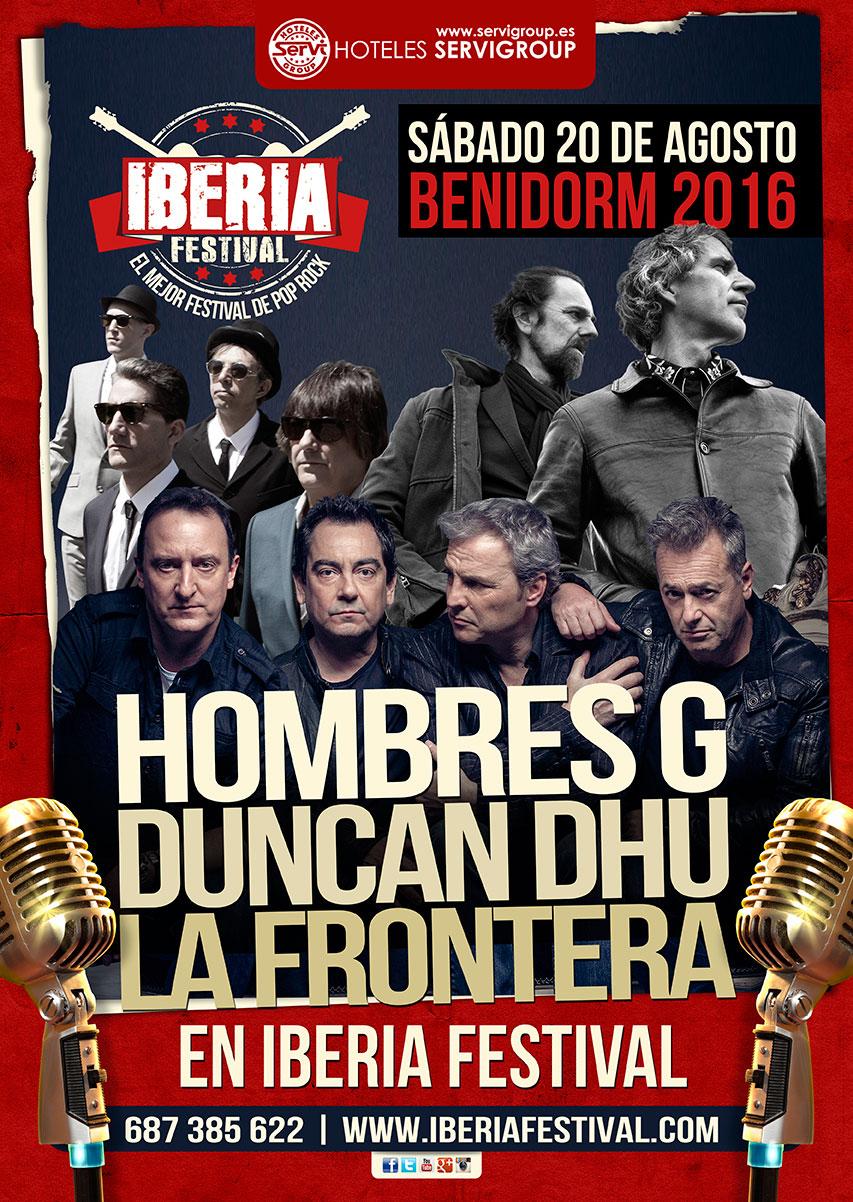 Iberia Festival-V Edición