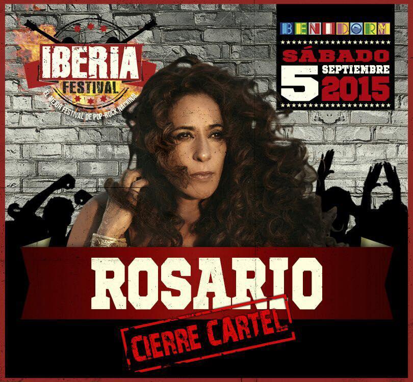 Bienvenida Rosario!