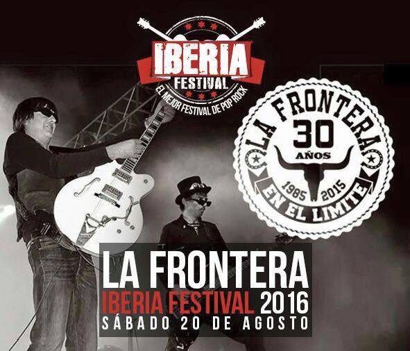 La Frontera en Iberia Festival 2016
