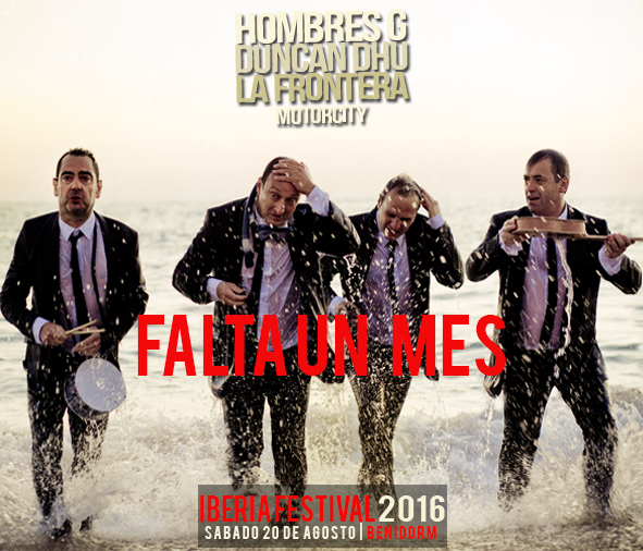 A un mes de Iberia Festival