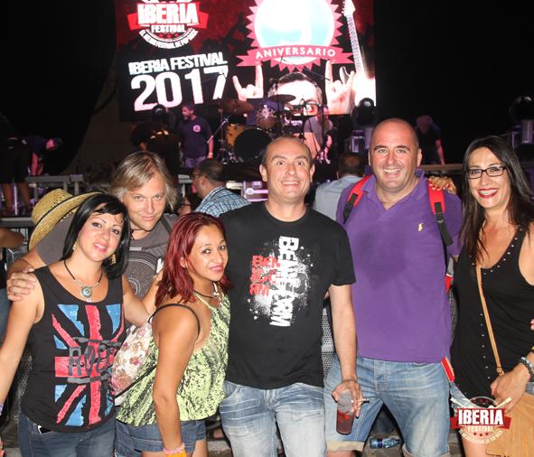 Amig@s en Iberia Festival 2016.