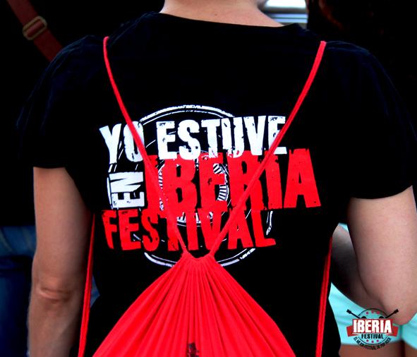 Yo Estuve en Iberia Festival.