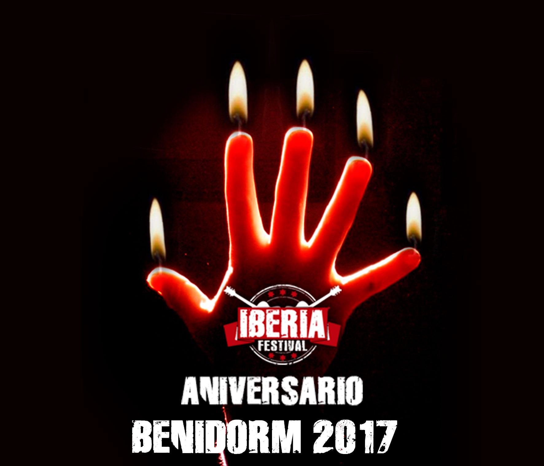 Iberia Festival-V Aniversario