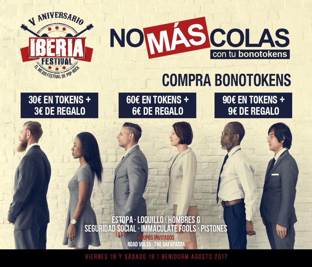 Facebook Iberia Festival 2017 Bonotokens