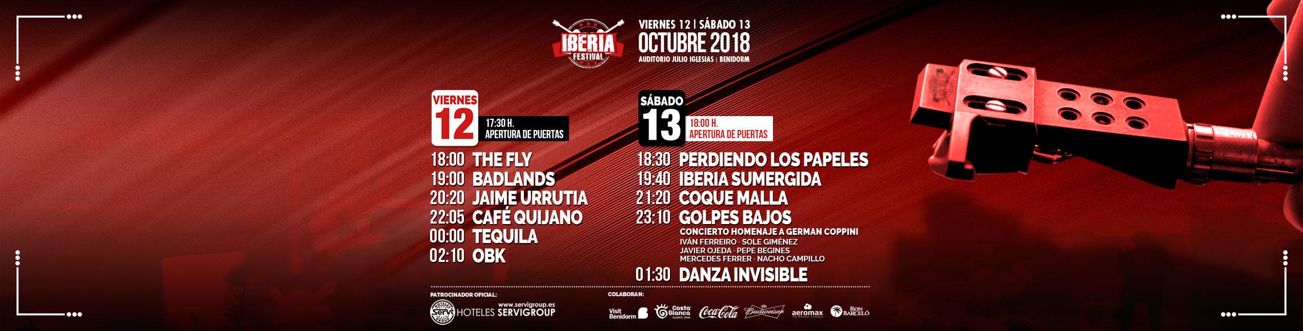 Matinales Iberia Festival 2018